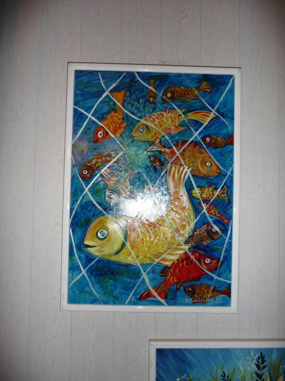 1994 la pêche, la mer