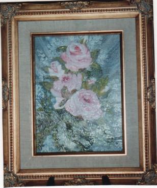 1992 bouquet de roses