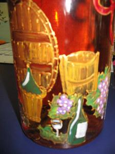 bouteille tonneau
