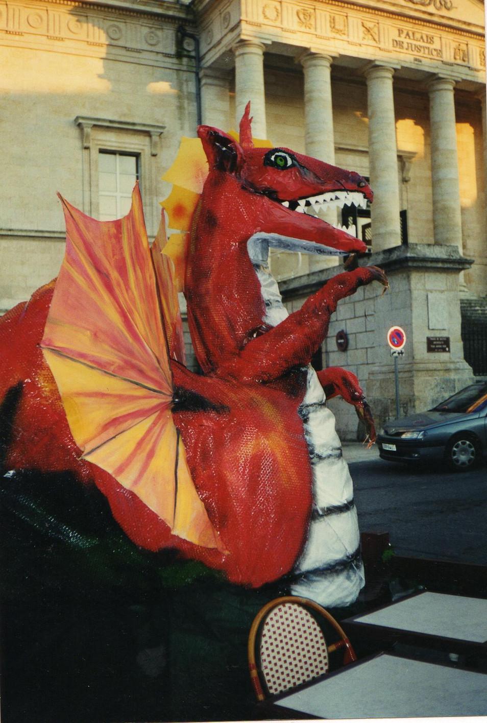 dragon Fan & Fred