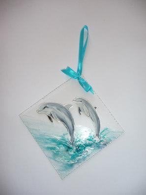 déco dauphins