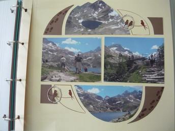 page de scrap montagne