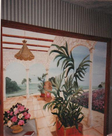 peinture décor Garat portes de placard.JPG
