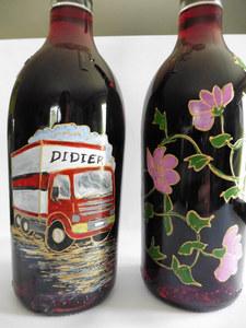 idées cadeaux bouteilles personalisées