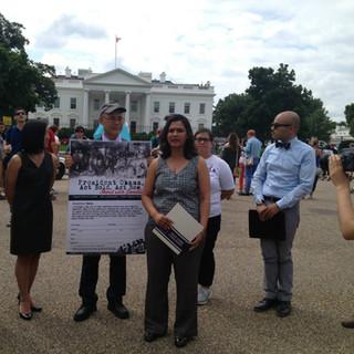 Advocating at Capitol Hill