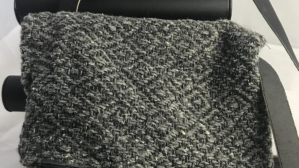 Petit sac à rabat gris