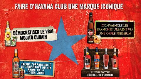 Havana Club / réseau / Pernod Ricard