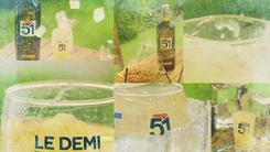 Pastis 51 / réseau / Pernod Ricard