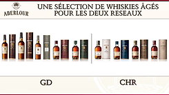 Single malts / Com réseau / Pernod Ricard