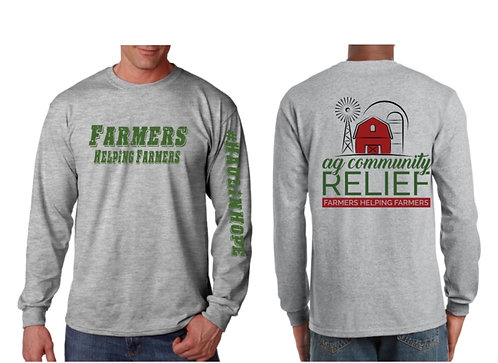 Ag Community Relief Long Sleeve Shirt