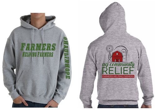 Ag Community Relief Sweatshirt