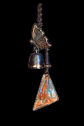 """2"""" Butterfly Bell"""