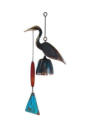 """6"""" Hanging Heron"""