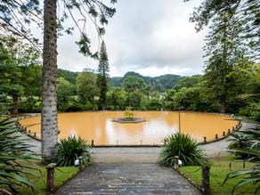 Guia das piscinas termais em São Miguel, Açores