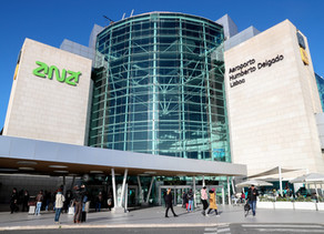 Estacionamento gratuito no Aeroporto de Lisboa