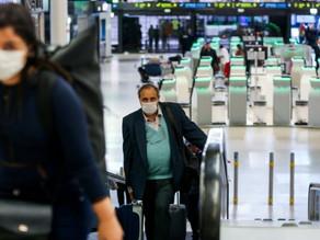 Viajar em tempo de Covid-19 - Aeroporto Lisboa e o Terminal 2 fechado