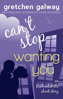 Cover design Can't Stop Wanting You