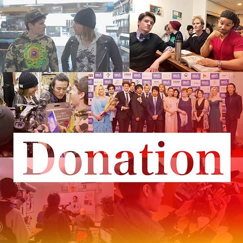 Donation 募金