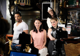 Benza English main cast.JPG