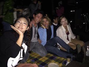 Forest Movie Festival 2016 / 夜空と交差する森の映画祭2016