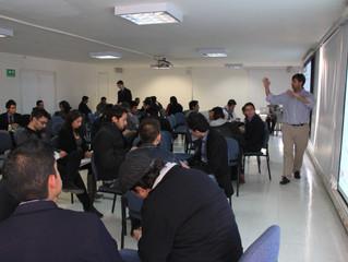 Exitoso desarrollo de talleres para Convocatoria Apps.co en Tecnoparques Bogotá y Medellín