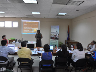 Realización del Panel de Evaluación del Programa Emprende SICA en Belice