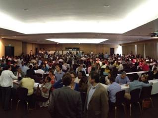 Exitoso taller con 500 emprendedores en República Dominicana | P3 Ventures líderes en Emprendimiento