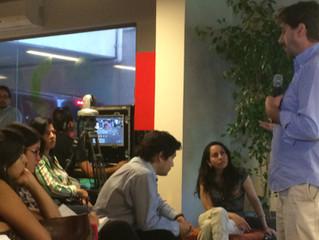 Exitoso taller vía Streaming con 500 participantes en 12 países de LATAM