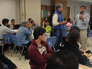 Exitoso taller con 200 emprendedores en Guatemala | P3 Ventures líderes en Emprendimiento para Creci