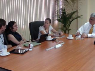 Ministro de Ciencia y Tecnología de Costa Rica sostiene reunión con P3 Ventures y Colciencias