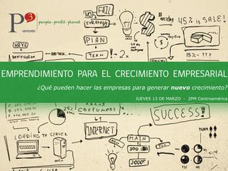 Meetup Emprendimiento Empresarial | P3 Ventures líderes en emprendimiento para el crecimiento empres