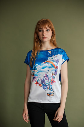 "Relaxed Fit T-shirt ""Fantasy"""