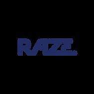 Raze blue logo.png