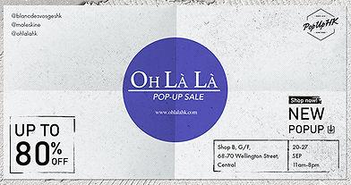 Oh La La Pop-Up Store
