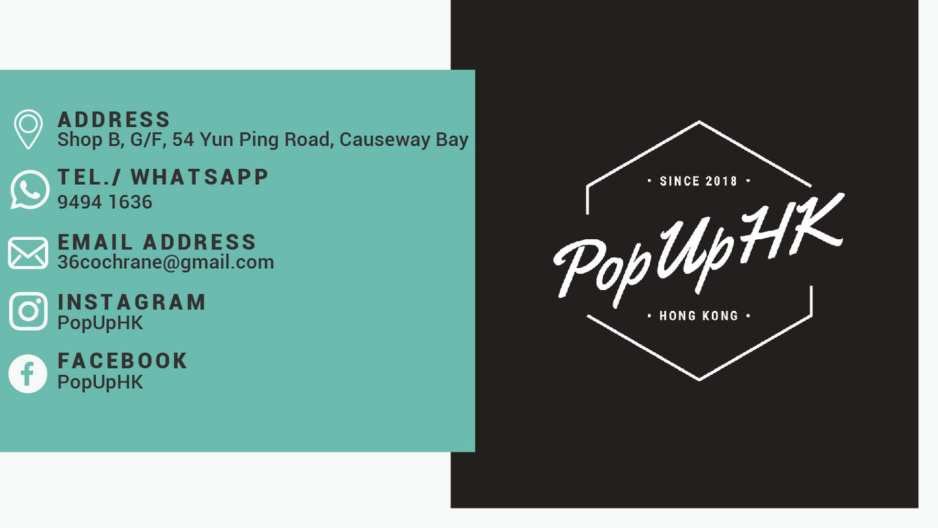 PopUpHK CWB Brochure - Page 6