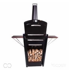 Le four grill Le gooker Noir