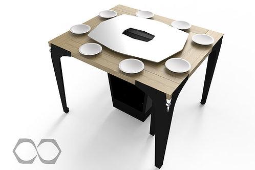 La Table – Plancha