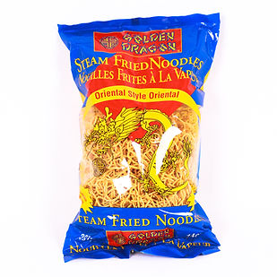 Golden Dragon Steam Fried Noodles