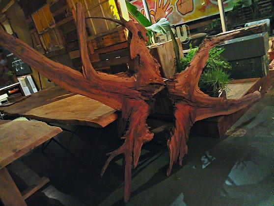 Cedar Root Sculpture
