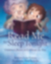 """""""Read Me to Sleep Tonight"""" Book Cover"""