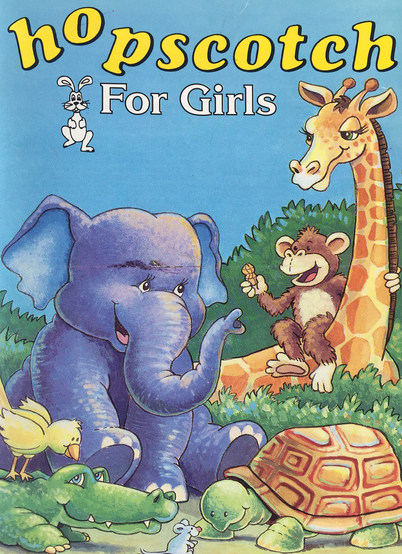 Hopscotch for Girls