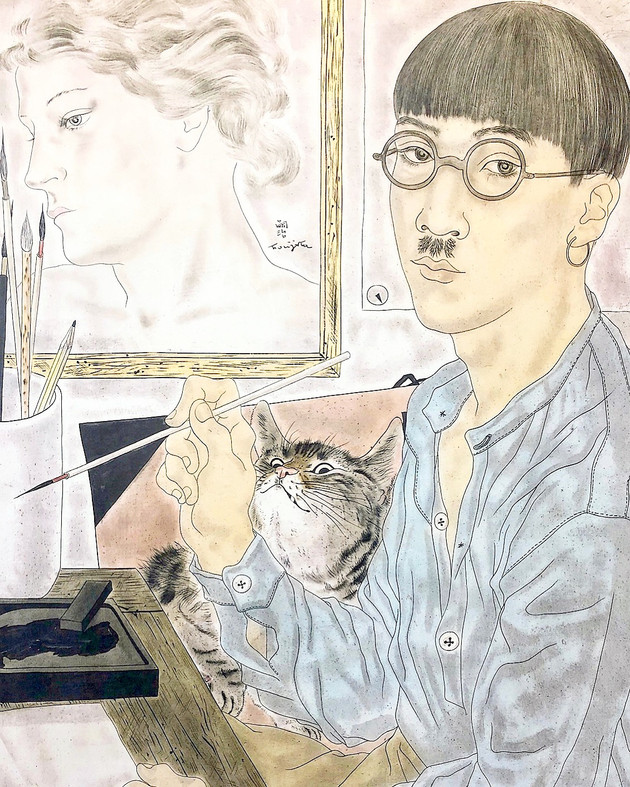 «Фудзита, произведения всей жизни (1886–1968)»