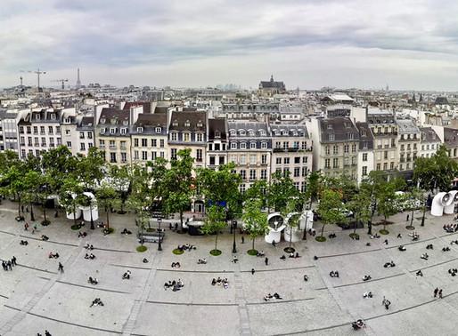 Фреймы странствий. Париж