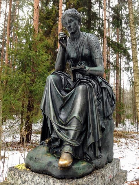 Калиоппа – муза поэзии и философии