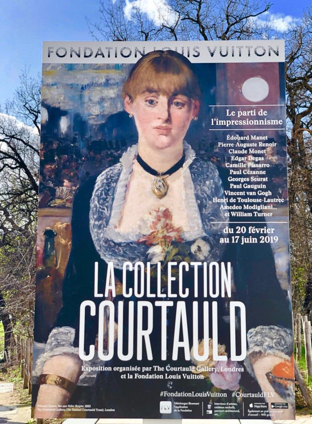 Коллекция Курто в Париже