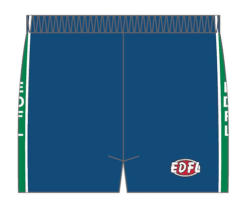 ESFC Blue Playing Shorts (Home)