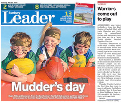 Warriors come out to play - Sunbury Leader
