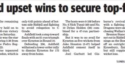 Thunder need upset wins to secure top-four finish - Sunbury Leader