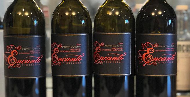 Encanto Cabernet Sauvignon 2010, 2011, 2012, 2013