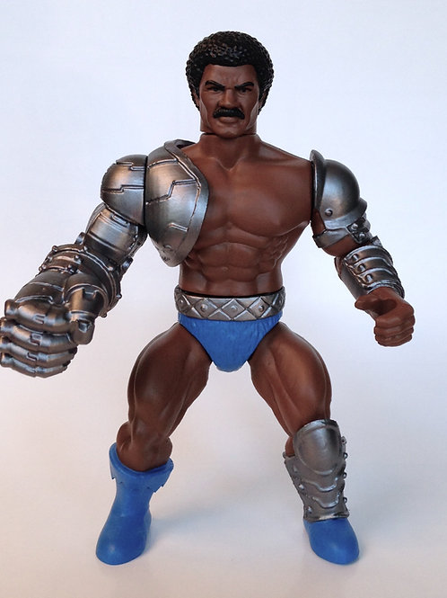 PUNCH-OUT  Bearer of the Hammer of the Gods